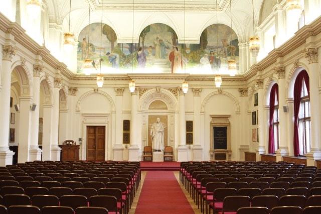 Aula der Karl-Franzens Universität