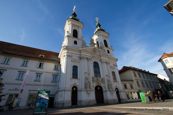 Pfarrkirche Graz-Mariahilf / Minoritenkirche