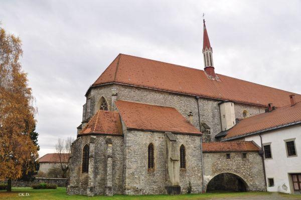 Dominikanerkirche Friesach