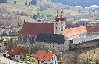 Stifstkirche St. Lambrecht