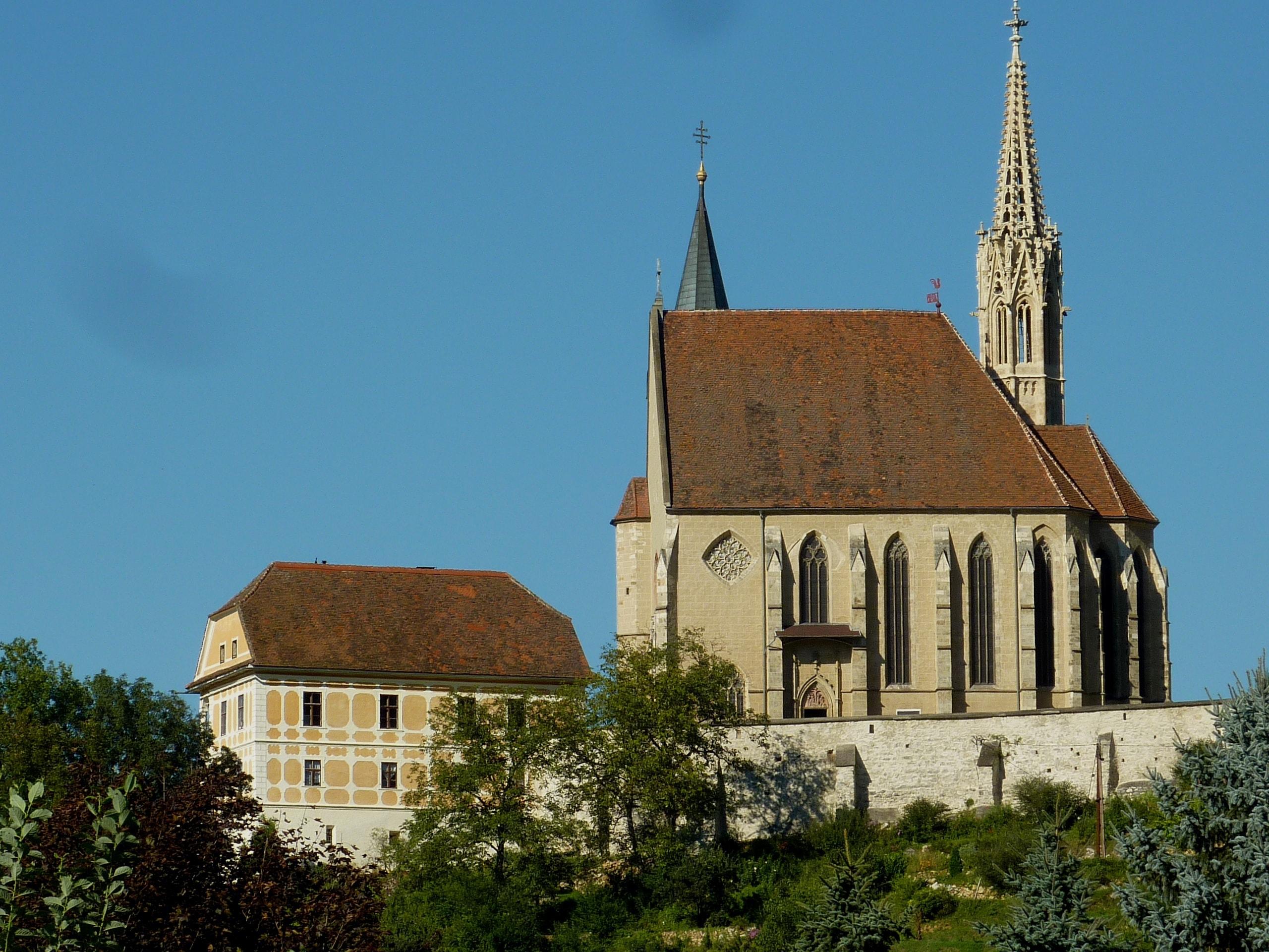 Pfarrkirche Maria Straßengel
