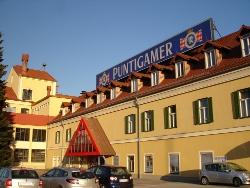 Hubertussaal der Brauerei Puntigam